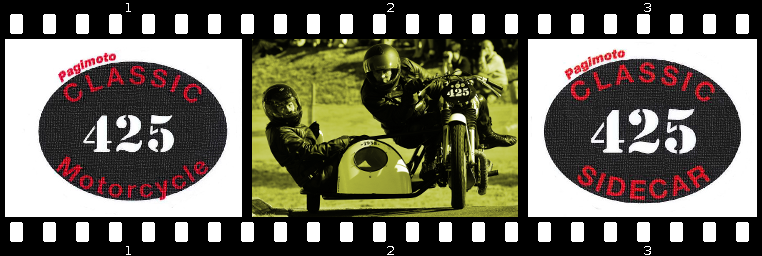 Classic 425 Motorcycles and Sidecar